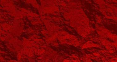 Abstract stone red background 3D rendering photo