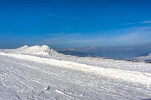 paisajes alpinos uno foto