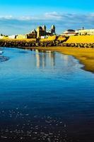 vistas marroquíes en cádiz foto