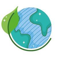 ecología mundo medio ambiente vector