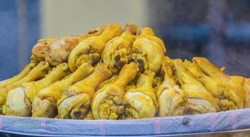 Chicken Biryan a popular Muslim dish photo