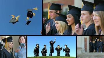remise des diplômes, montage vidéo video