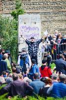 Tbilisi, Georgia 2021- Tbilisi tragedy anniversary demonstration photo