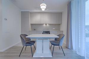 Interior living space photo