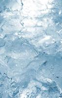 patrón de textura de fondo de hielo foto