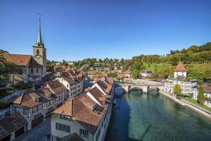 City of Bern in Switzerland photo
