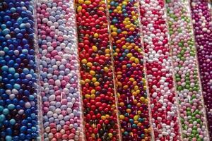 Color Candies pattern photo