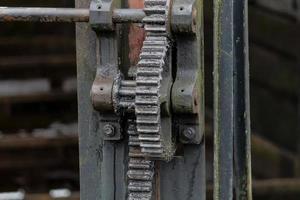 Heavy Machinery Cogs photo