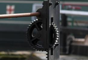 Metal Gearing Cog photo