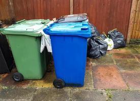 Rubbish Waste Bins photo