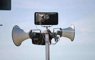 white sound speakers photo