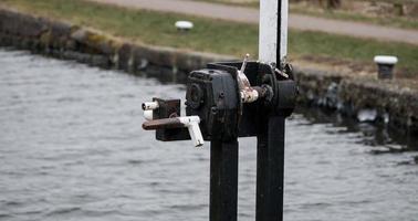 Canal Winding Mechanism photo