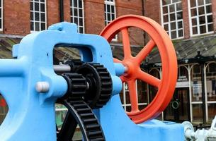 Industrial Heavy Machinery photo