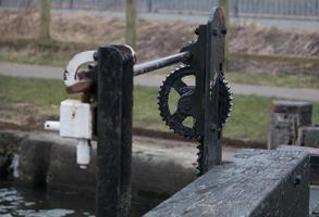 Lock Winding Mechanism photo