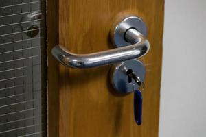 Chrome Door Handle photo