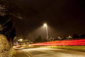 Shooting Red Lights photo