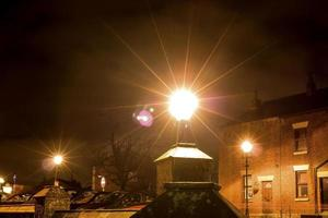 Bright Lights at Night photo