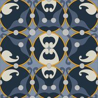 vintage abstract theme pattern perfect for background or wallpaper vector