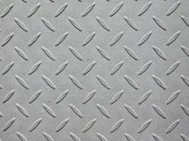 Panel de metal estampado para fondo o textura. foto