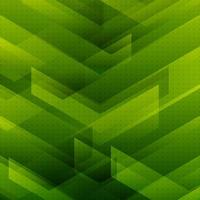 Abstract green tech background with big arrows sign digital and stripes technology concept vector