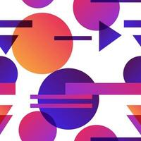 Seamless  background pattern geometric graphic. Vector illustrate.