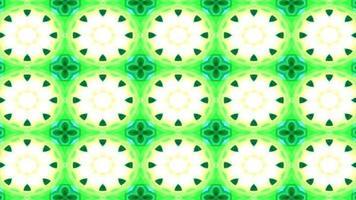 abstrakter Kaleidoskophintergrund video