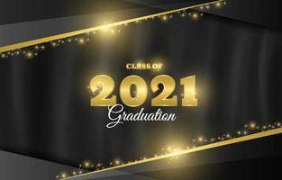 Realistic Curtains Graduation Photobooth Background vector