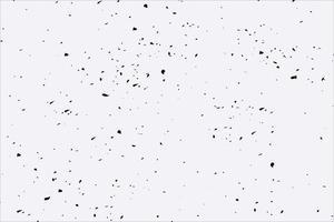 black spots of paint vector