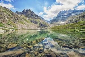 Parque Nacional Mercantour en Francia foto