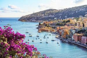 Villefranche Sur Mer on the French Riviera photo