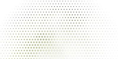 Light Gray vector backdrop with dots