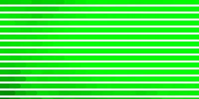 Light Green vector background with lines Gradient abstract design in simple style with sharp lines Template for your UI design