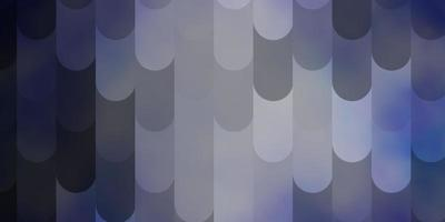 Dark BLUE vector layout with lines Gradient abstract design in simple style with sharp lines Best design for your posters banners