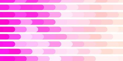 Light Pink vector layout with lines Gradient abstract design in simple style with sharp lines Best design for your posters banners