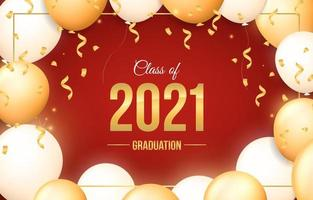 Graduation Photo Booth vector