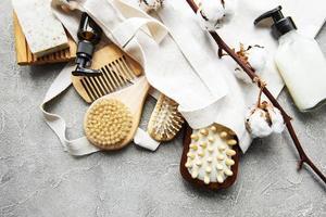 productos de cosmética natural sin desperdicio foto