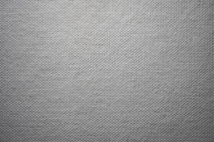 papel tapiz de tela de fondo de textura de lienzo blanco foto