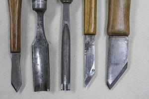 wood carver tools wallpaper photo