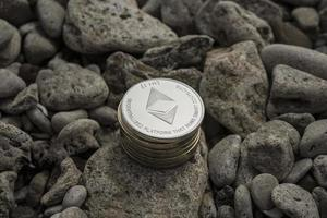 ethereum Cryptocurrency wallpaper photo