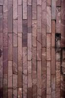 patrones de materiales de piedra natural foto