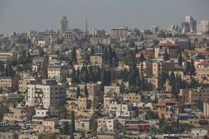 City of Jerusalem in Israel photo