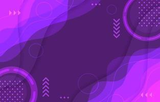 fondo lila abstracto vector