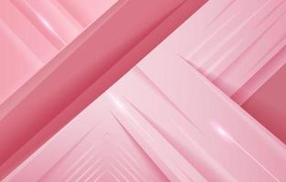 abstract pink overlaping background vector