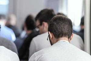 Meeting Corporate Success Brainstorming Teamwork Concept photo