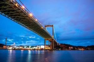 Alvsborg  Bridge in Gothenburg photo