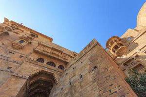 Jaisalmer Fort in Rajasthan, India photo