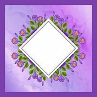 fondo de color lila morado vector