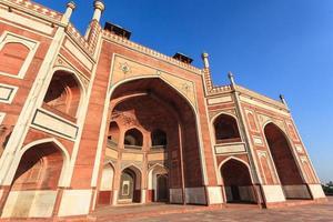 Humayun Tomb in New Delhi, India photo
