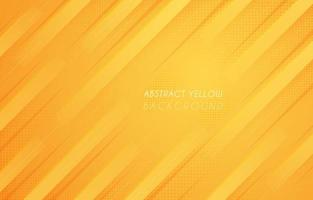 Simple Modern Yellow Background vector