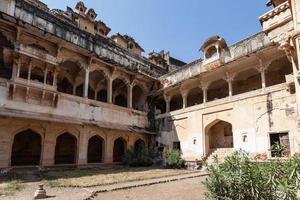 Bundi Fort in Rajasthan, India photo